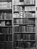 bookshelvesbw