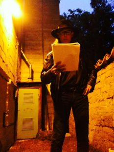 Back Alley Poetry I June 3rd, 2014