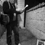 Jeff Erwin - Back Alley Poetry I June 3rd, 2014
