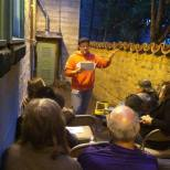 Simon Hunt - Back Alley Poetry I June 3rd, 2014