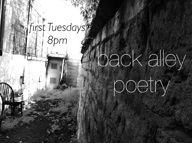 BackAlleyPoetry