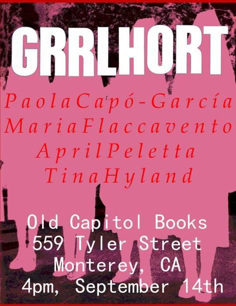 Grrlhort poster