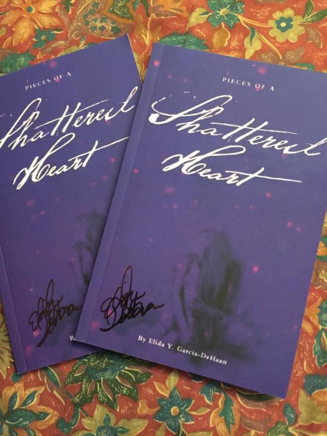 Book Signing: Elida Y. Garcia-DeHaan