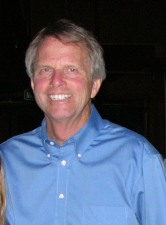 """Jeff Dwyer during a taping of the CBS show """"Eye on the Bay"""" at Brookdale Lodge, September 27, 2010"""