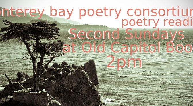 Monterey Bay Poetry Consortium presents Sam Salerno and Dane Cervine