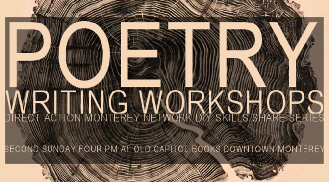 May DIY Poetry Writing Workshop