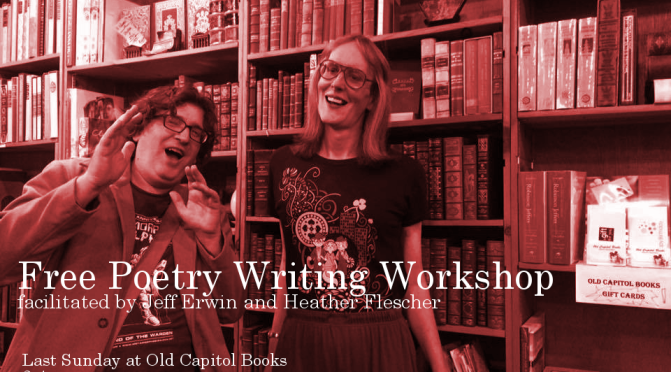 Free DIY Poetry Writing Workshop