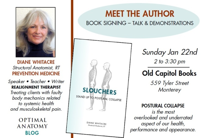 Realignment Therapist, Diane Whitacre, discusses Prevention Medicine and new book