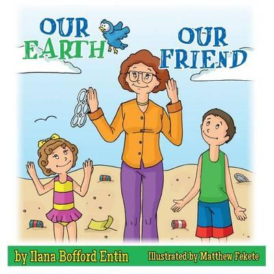 Author of children's book about environmentalism to come to Old Capitol Books