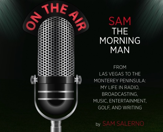 Book Signing: Local author, Sam Salerno