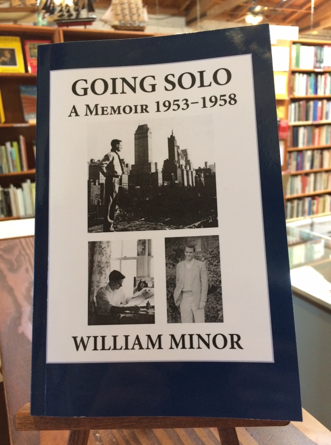 Book Launch: An afternoon of music and literature with Bill Minor