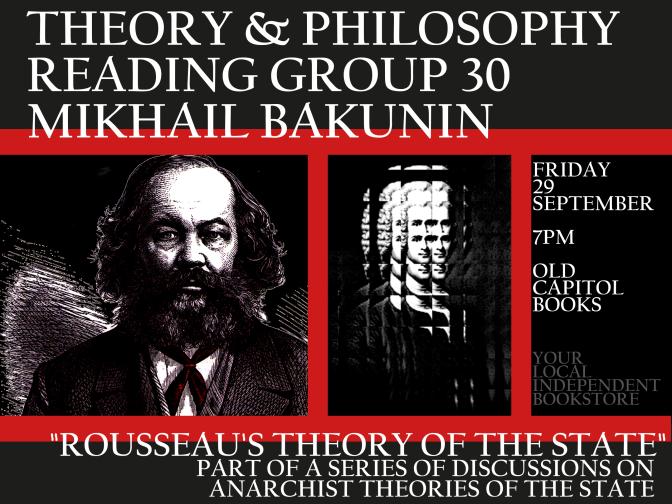 Theory & Philosophy XXX: Mikhail Bakunin