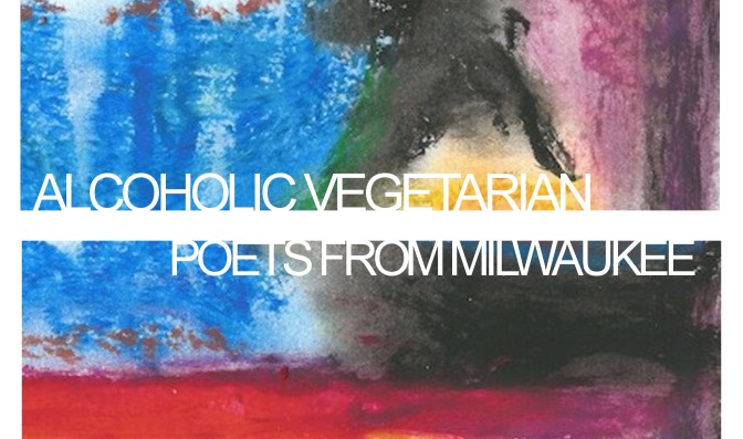 Alcoholic Vegetarian: poetry readings by Sierra-Nicole Qualles & Franklin K.R. Cline