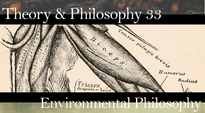 Theory & Philosophy 33: Environmental Philosophy