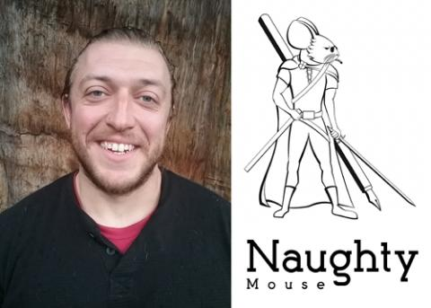 Naughty Mouse – an evening of Slam Poetry and Pulp Non-Fiction