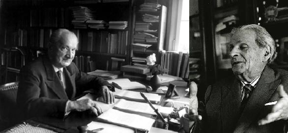 Theory & Philosophy 36: Levinas on Heidegger