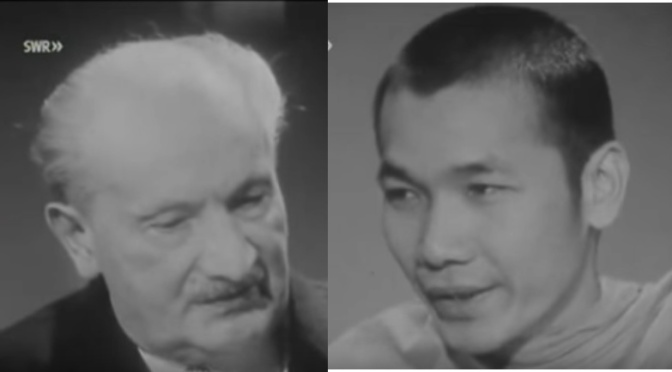 Theory & Philosophy 37: Heidegger and Daoism