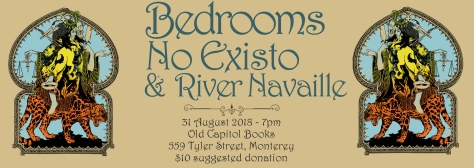 Bedrooms poster