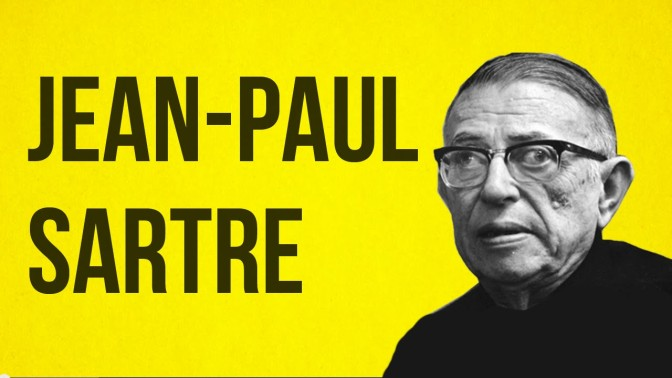 Theory & Philosophy Reading Group: Jean-Paul Sartre