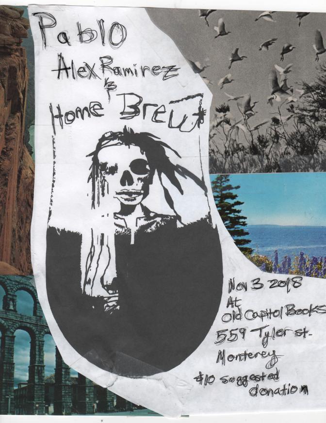 """METAL"" SHOW! Pablo, Alex Ramirez & Home Brew"