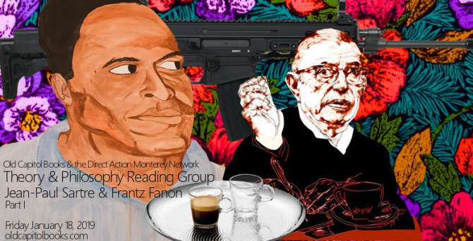 POSTPONED – Theory & Philosophy Reading Group: Sartre & Fanon