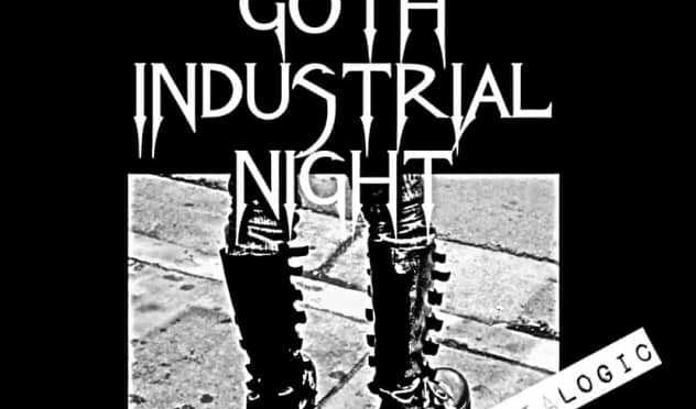 Goth Industrial Night with DJ Dialogic