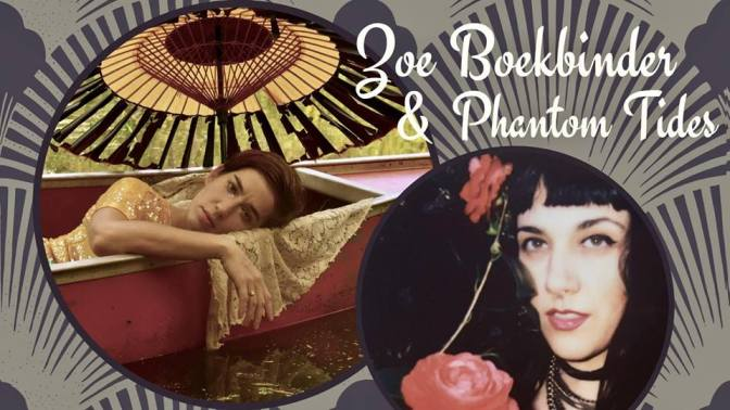 Femmes and Folx with Zoe Boekbinder, Phantom Tides, and River Navaille