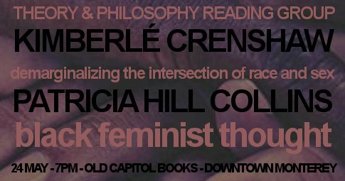 Theory & Philosophy Reading Group: Crenshaw & Collins