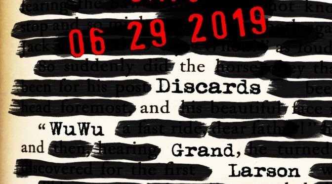 Wuwu, Grand Larson, and The Discards – After Dark at the Bookstore