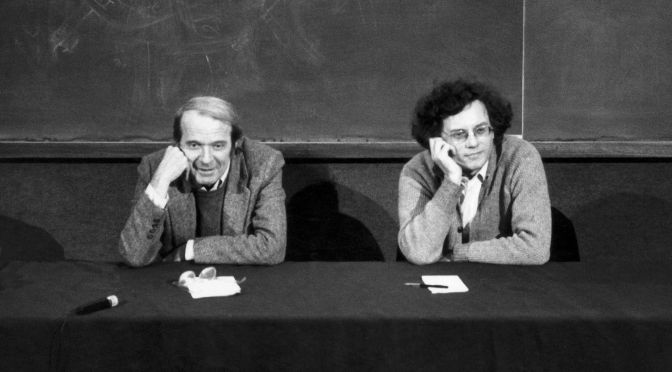 Theory and Philosophy Reading Group: Deleuze and Guattari's Thousand Plateaus
