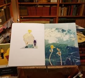 An art journal of Clairette Durand-Gasselin