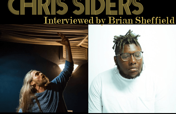 Brian Sheffield interviews poet Chris Siders on colorism, South Central LA, and his experiences living in Monterey